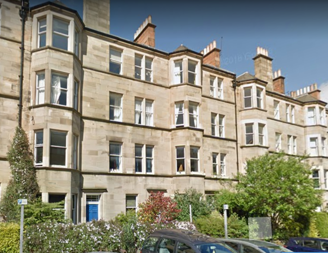 Spottiswoode Street, Marchmont