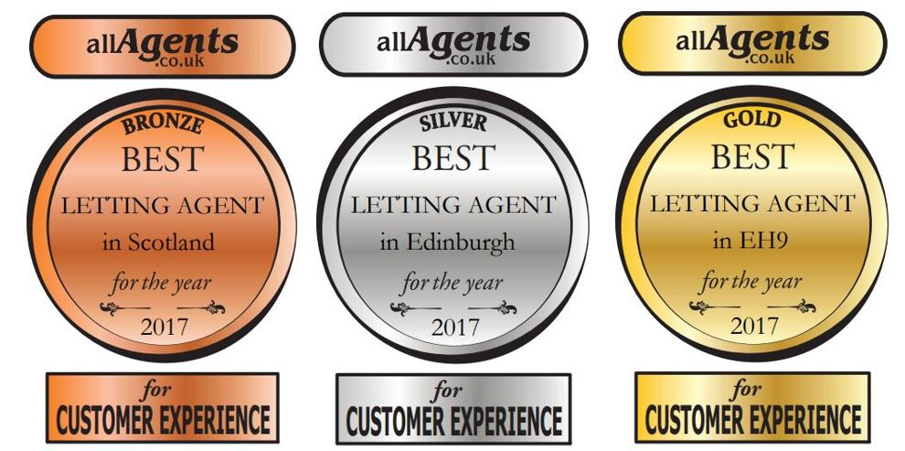 Umega Lettings Winning Awards