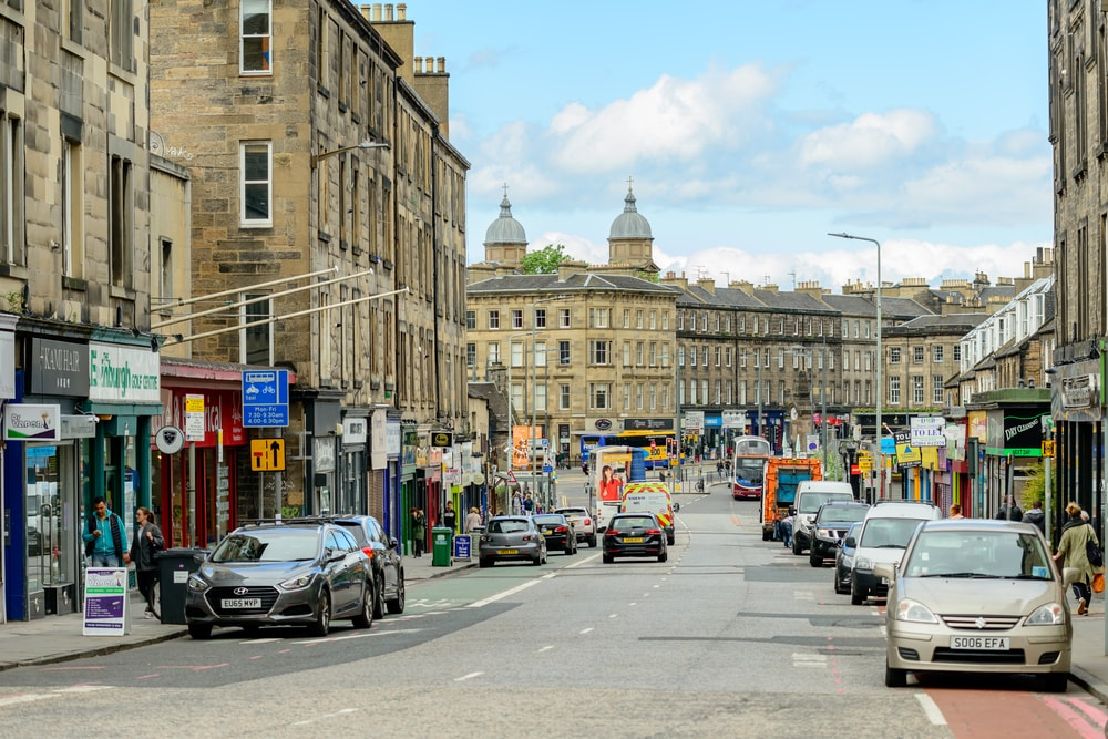 4 great reasons to live in Dalry, Edinburgh