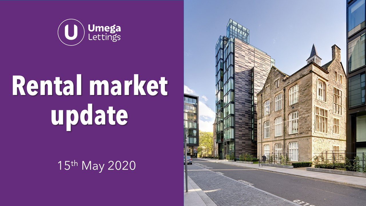 Rental market update 15th May 2020