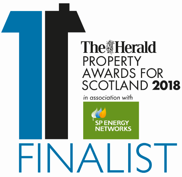 We've been shortlisted for The Herald Property Awards