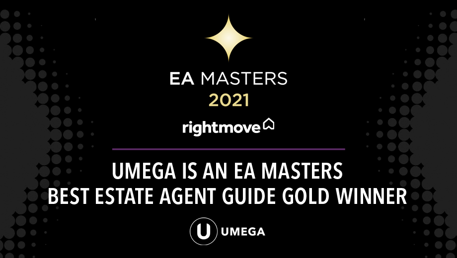 UMEGA is in the top 5% of UK Estate Agents