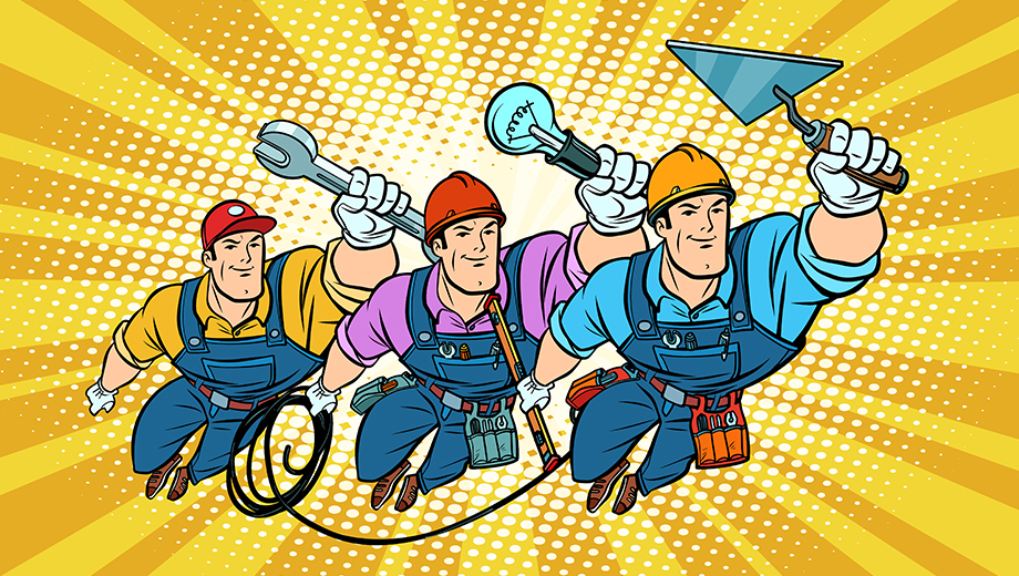 Recruiting! Superhero Maintenance Technician