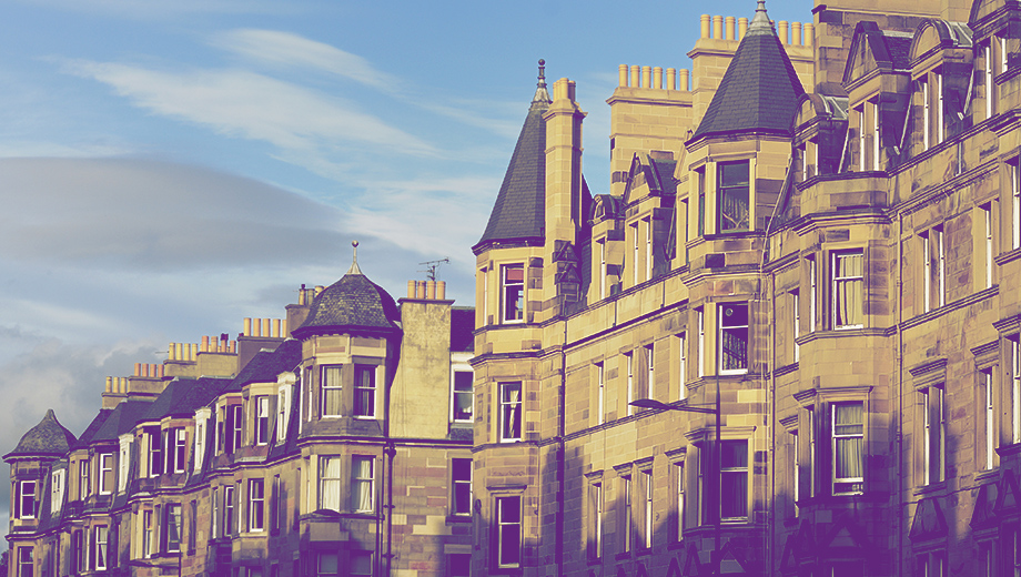 The case for investing in Edinburgh residential property - Edinburgh in numbers