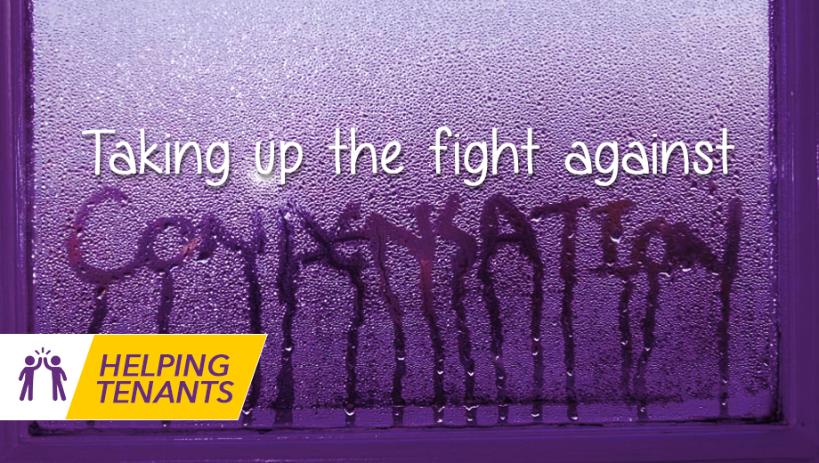 Taking up the fight against Condensation in your home