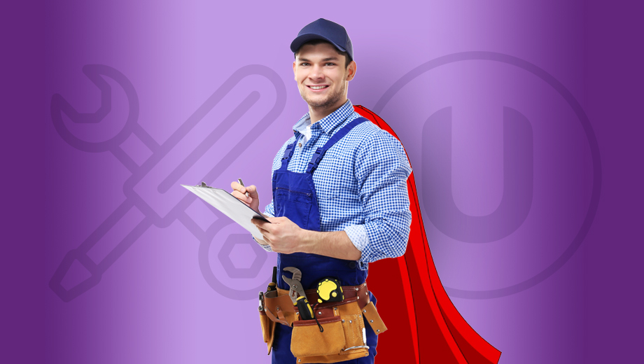 Recruiting! Superhero Maintenance Technician - July 2019