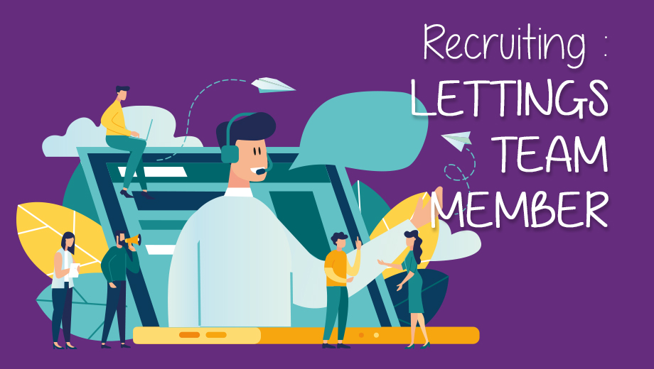 Recruiting - Lettings Team Member