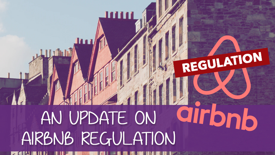 An update on Airbnb Regulation