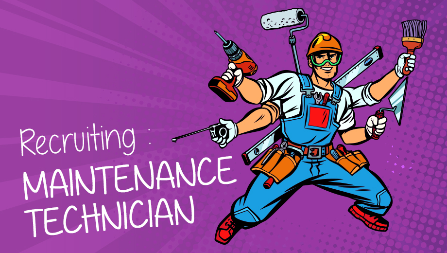 Recruiting - Maintenance Technician