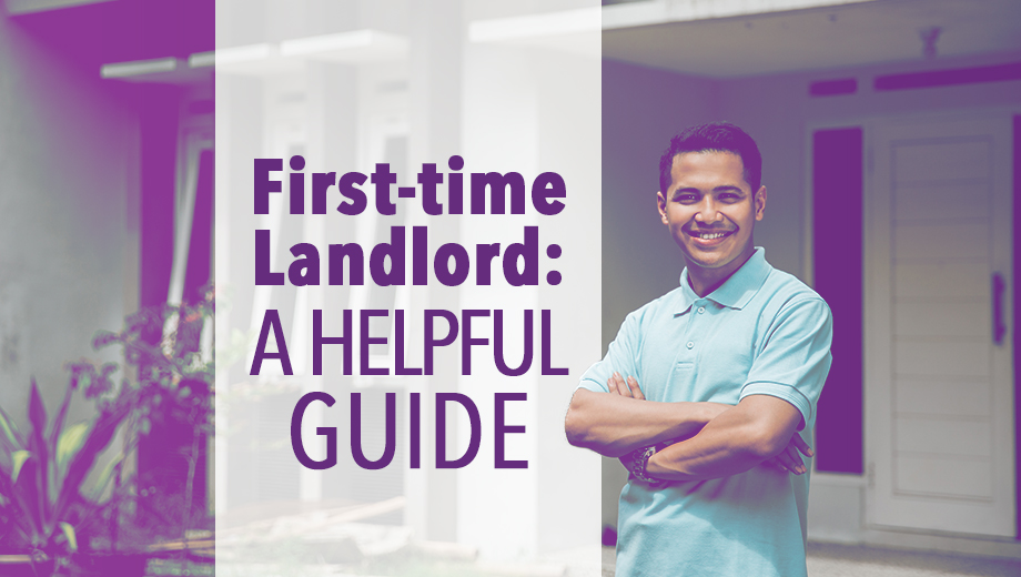First Time Landlord : The Guide