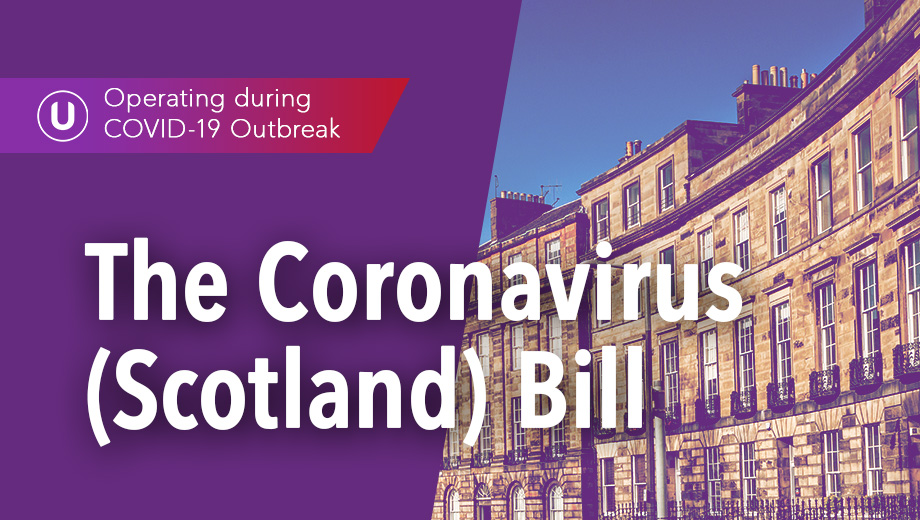 The Coronavirus (Scotland) Bill