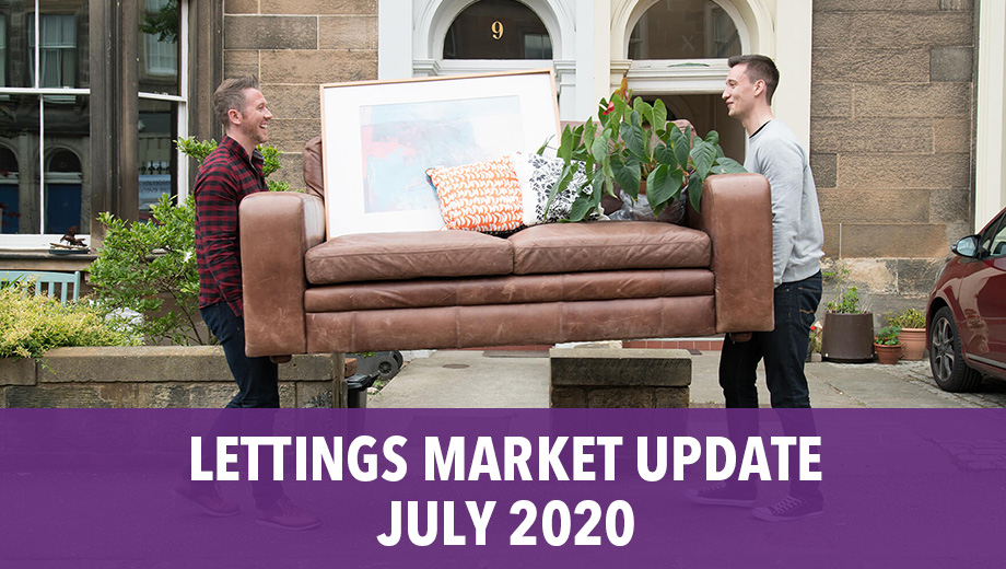 Lettings Market Update: July 2020