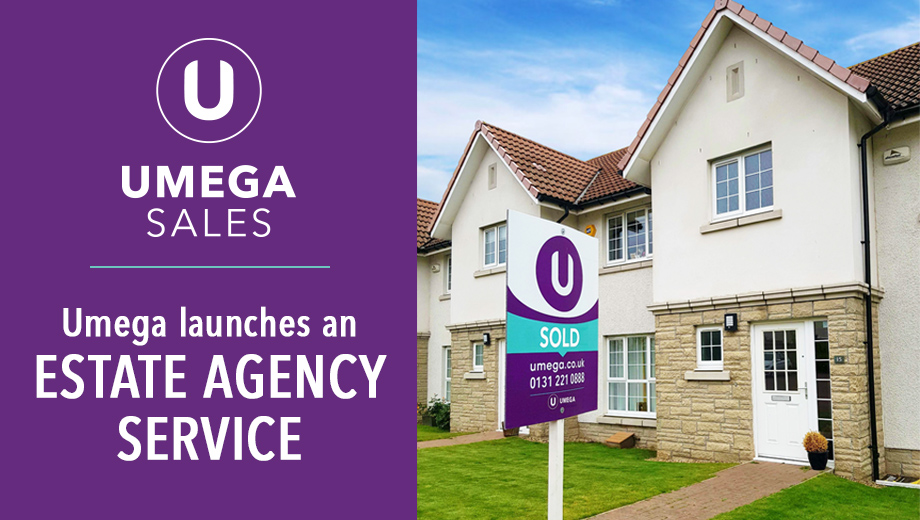 Umega launches an Estate Agency Service