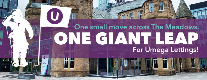 One small move across The Meadows.One giant leap for Umega Lettings.